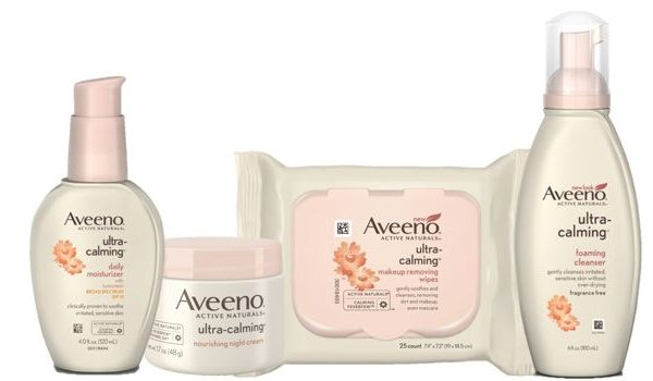 FALL GIVEAWAY: AVEENO Ultra-Calming Skincare Collection (3 Winners)