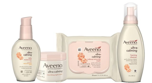 Aveeno Ultra Calming Collection
