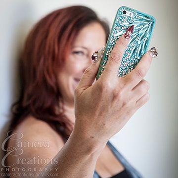 Cezanne Pro Before Selfie