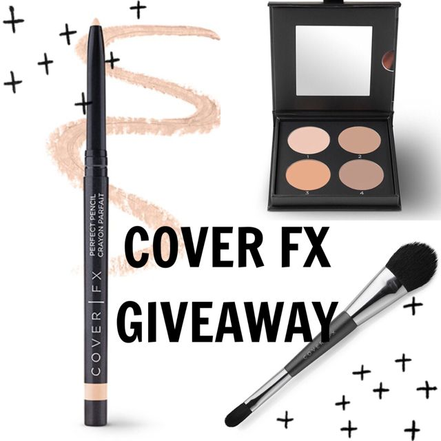 Cover FX Giveaway 2