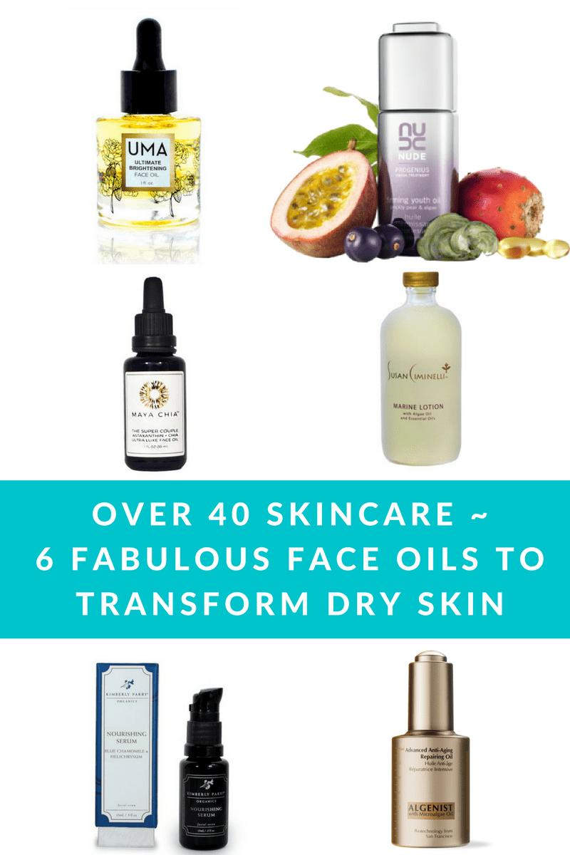 40 Plus, Skincare