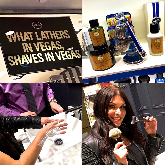 Vegas Art of Shaving