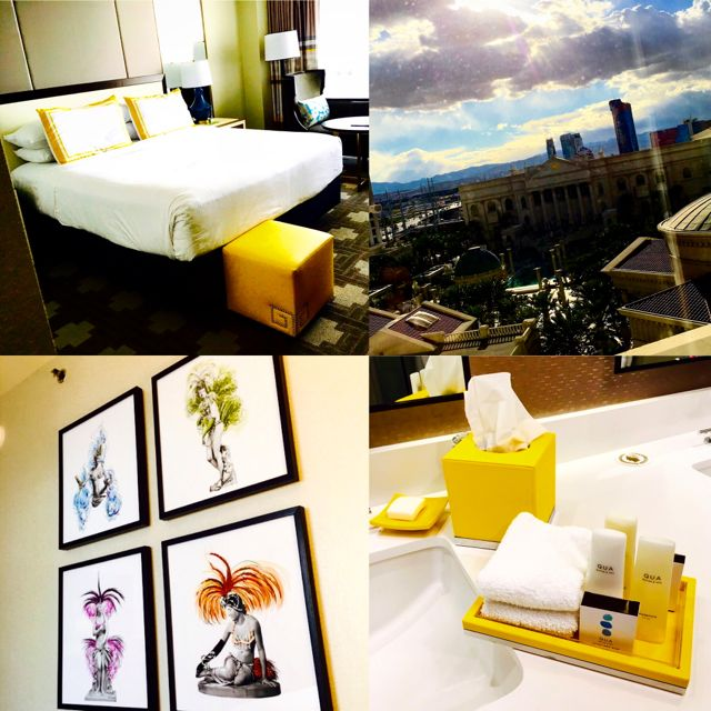 Vegas Caesars Room