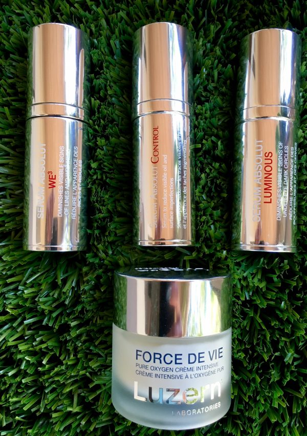 swiss skincare, anti-aging, facial, serums, oxygen