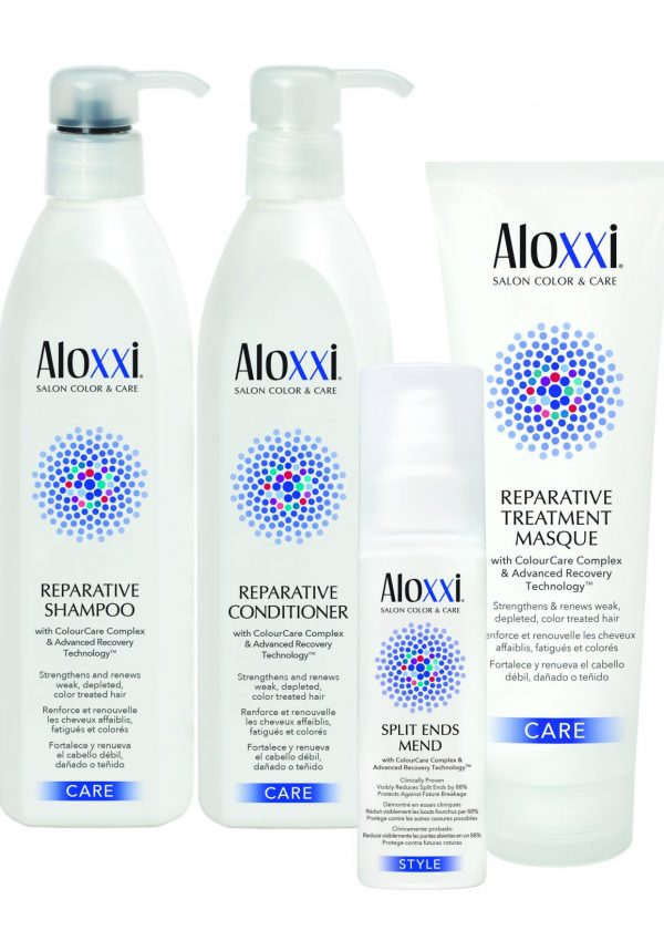 Summer Giveaway: Aloxxi Haircare Repair Products (5 Winners; $110+ value)