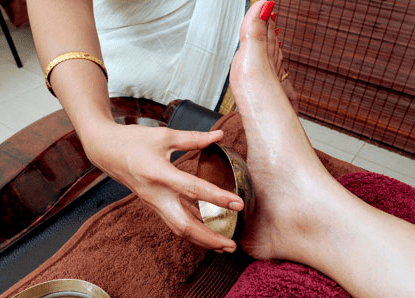 ayurvedic, spa treatment, Burke Williams