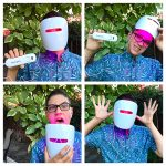 #MaskYoSelf with Neutrogena's New Light Therapy Acne Mask