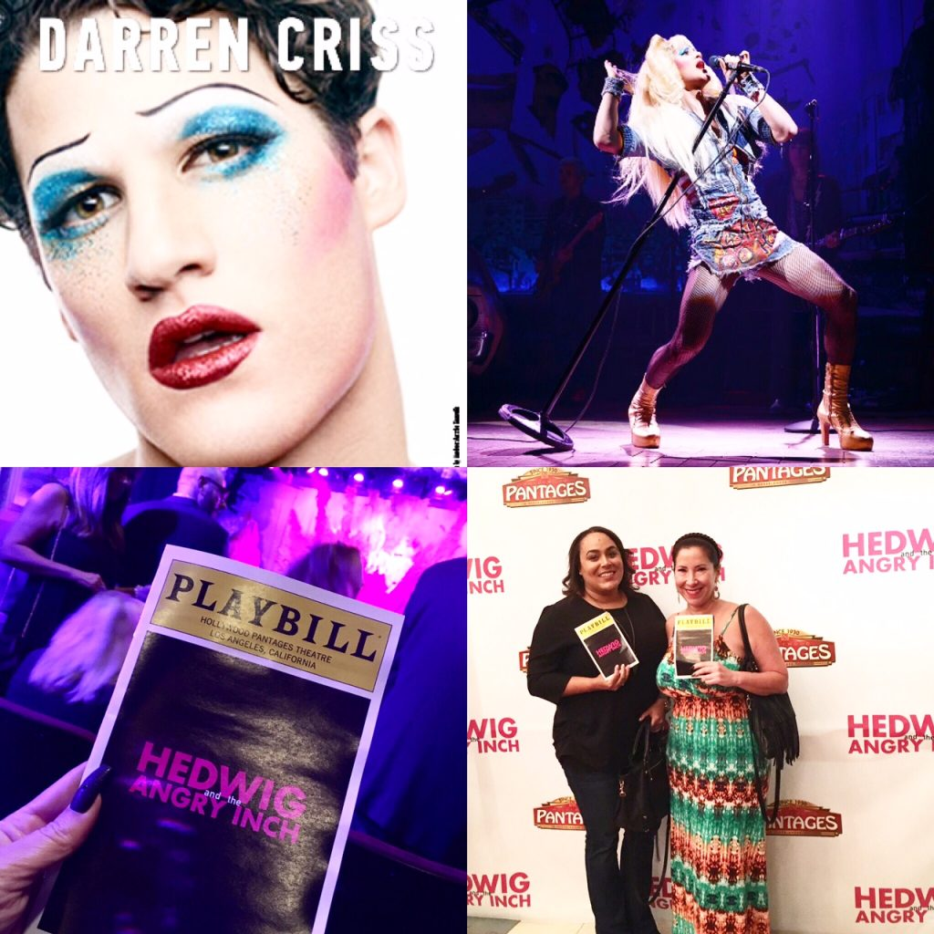 Hedwig and the Angry Inch, Broadway