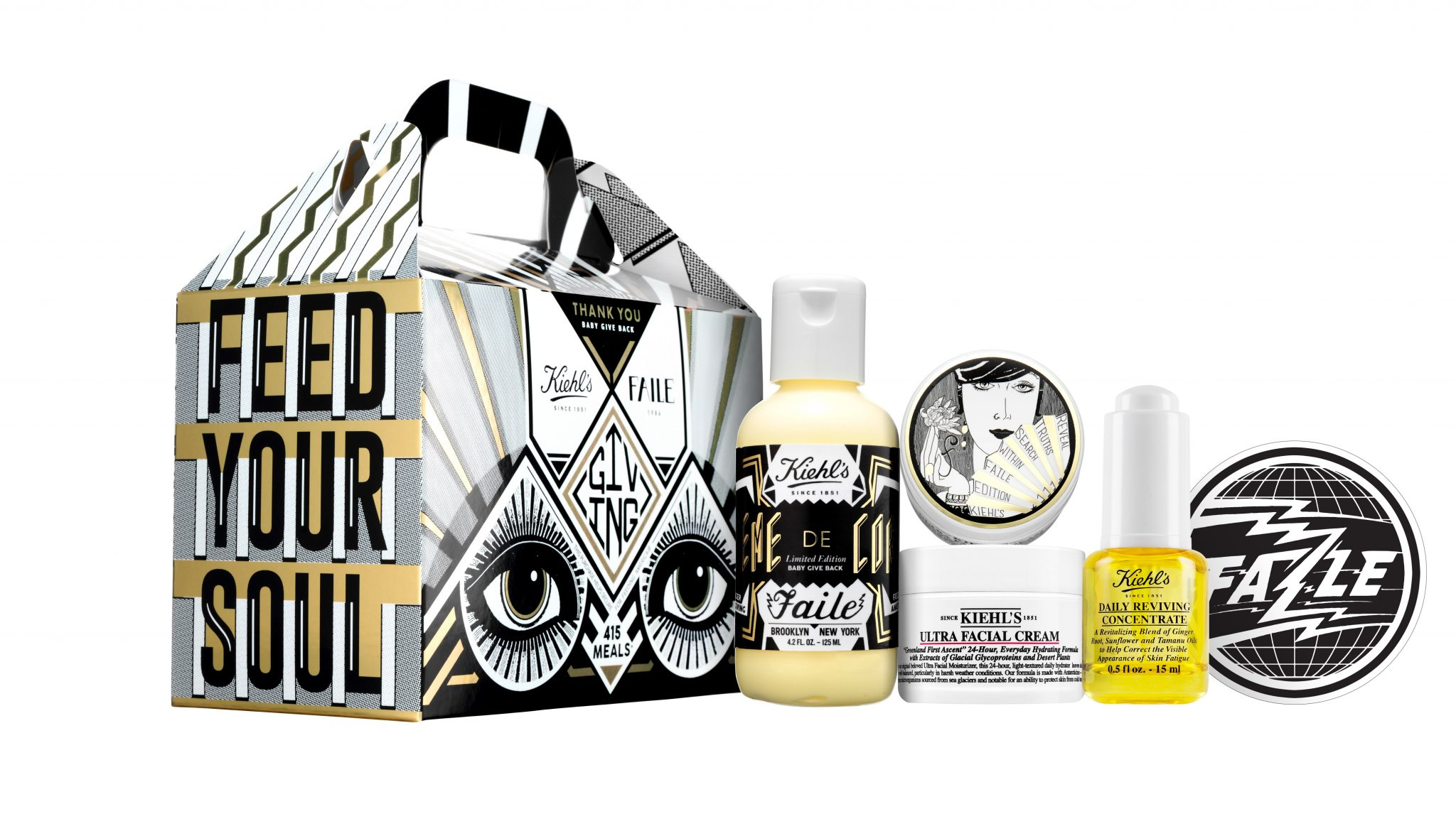 Kiehl's, Holiday Gift Set