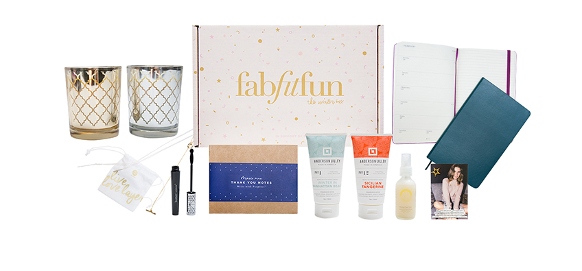 FabFitFun, Subscription Box
