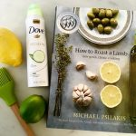 Cooking Up A Storm & Feeling Fresh With Dove Dry Antiperspirant