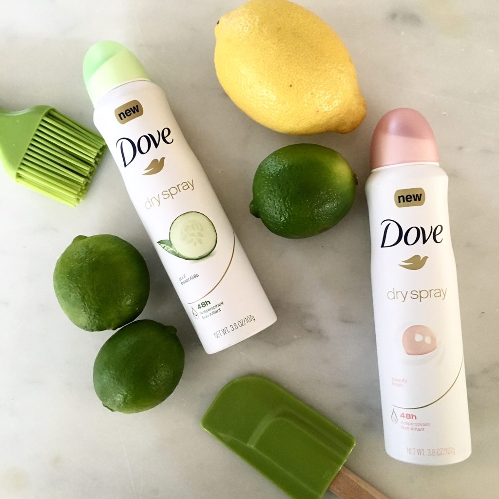 Dove Dry Antiperspirant