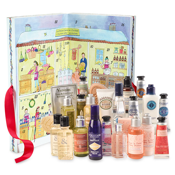 L'Occitane, Advent Calendar, Gift set