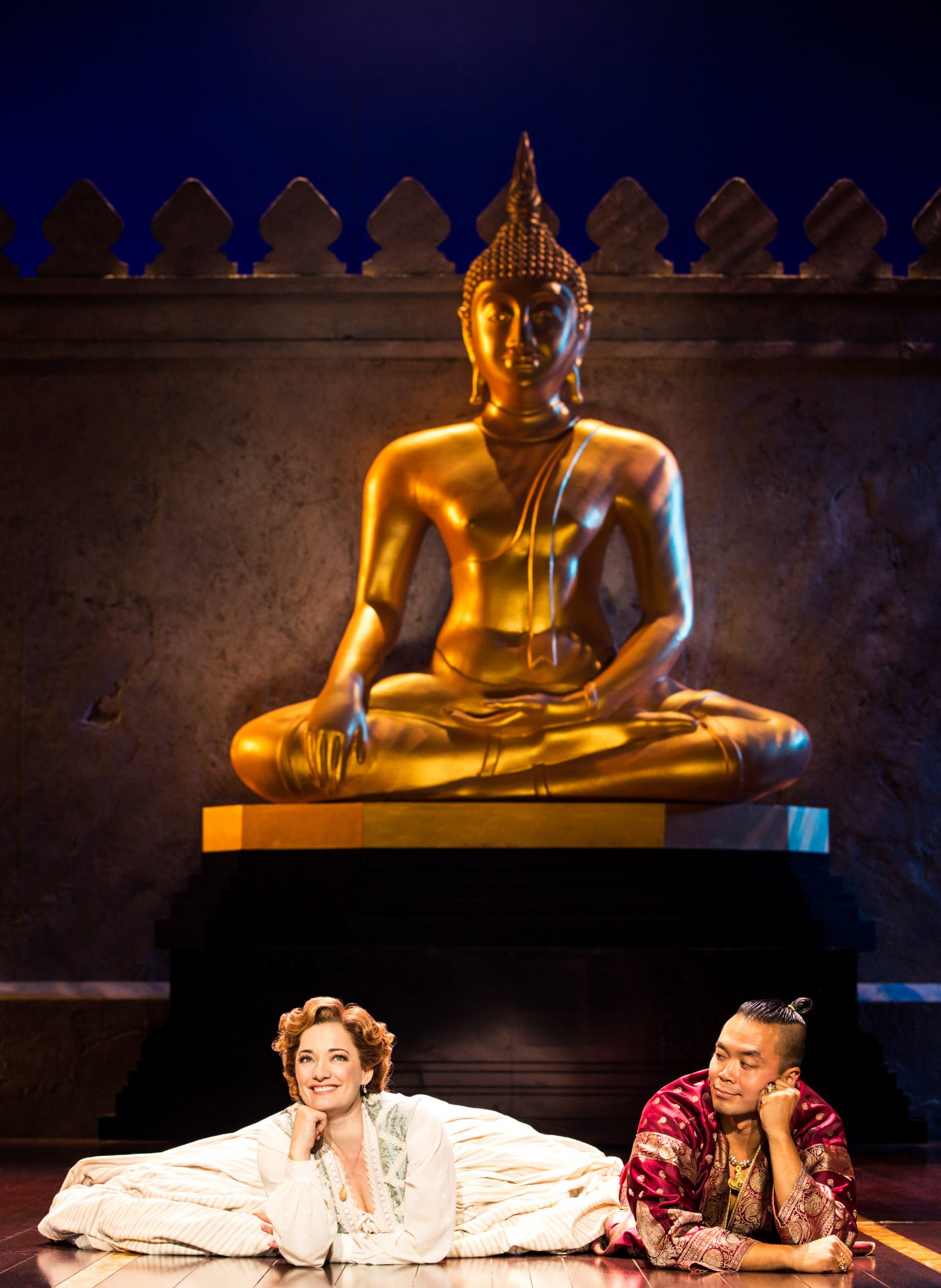 The King and I, Hollywood Pantages