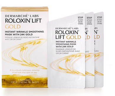 Roloxin lift, treatment
