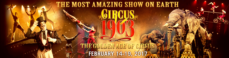 Circus 1903, Pantages Theatre