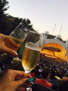 Los Angeles, Mercedes Benz, Hollywood Bowl