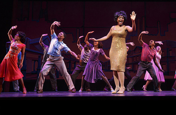 motown, musical, pantages