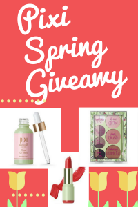 Pixi, Beauty, Giveaway