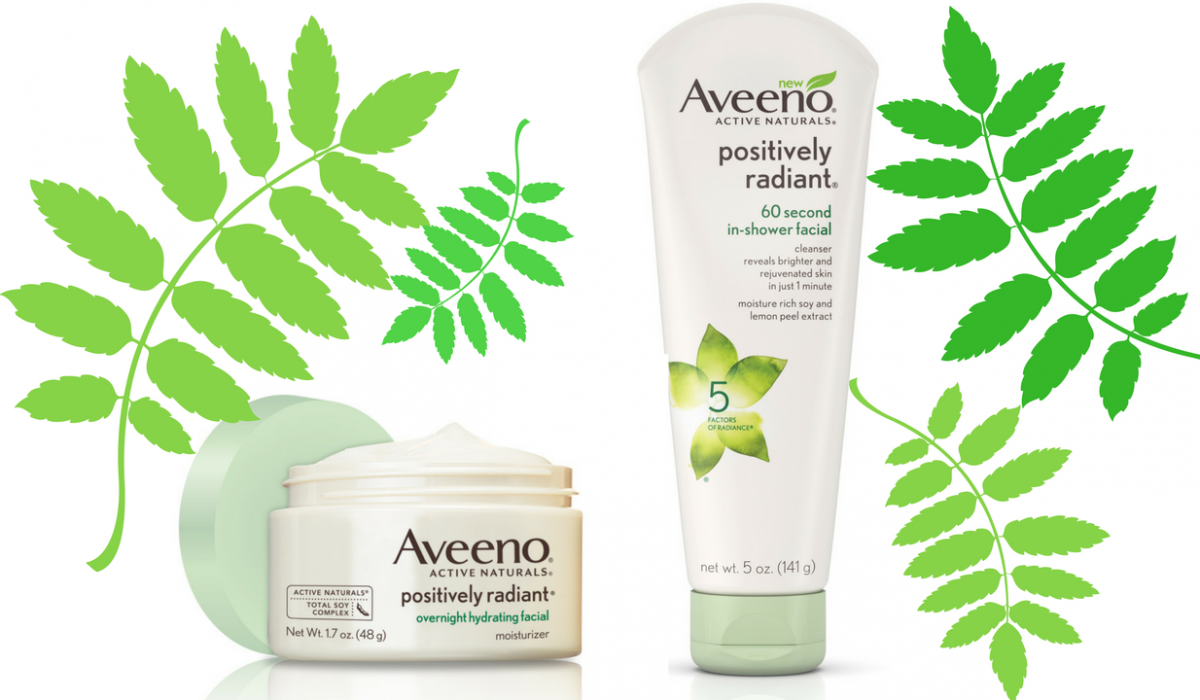 Aveeno 'Moment For Me' Spring Giveaway (6 Winners)