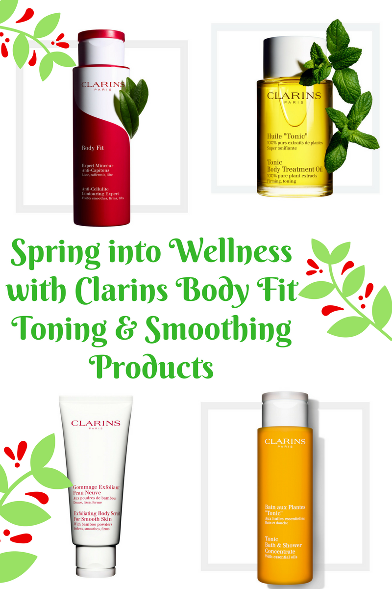 Clarins, Giveaway