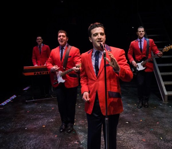 Oh What a Night! Mark Ballas Has An Impressive Falsetto in Jersey Boys at the Ahmanson