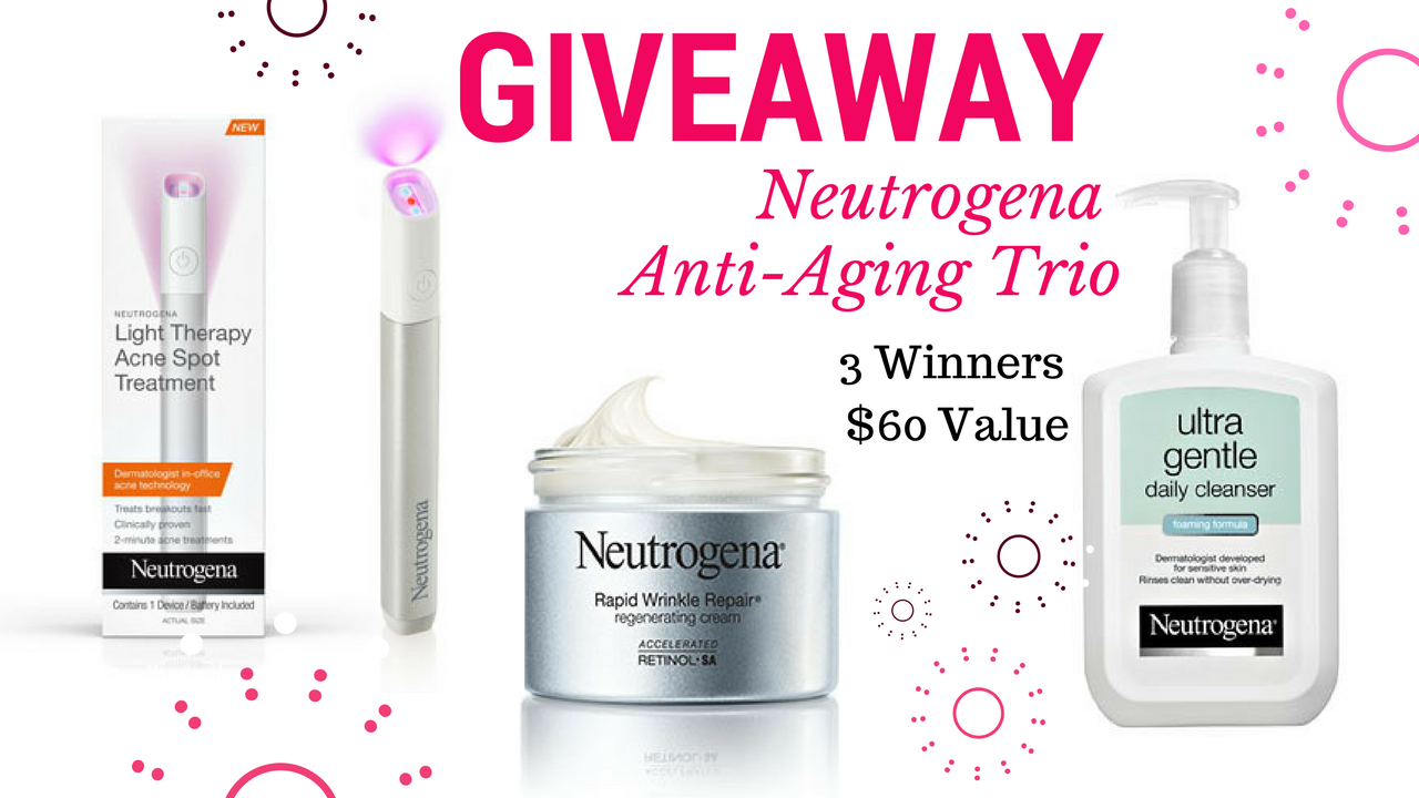 Giveaway Neutrogena S New Acne Spot Treatment Light Romy Raves