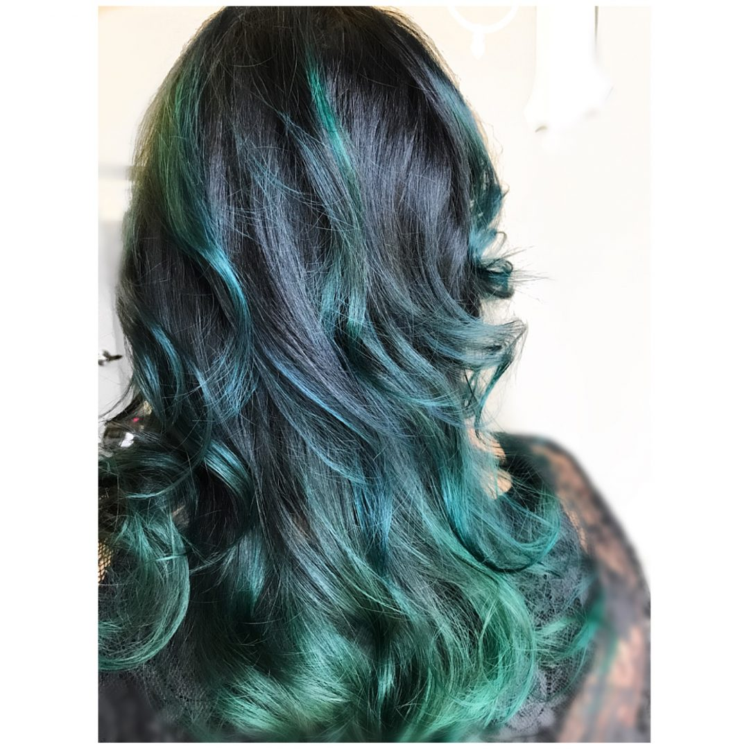 How Can A 40 Plus Woman Rock Colorful Mermaid Hair Romy