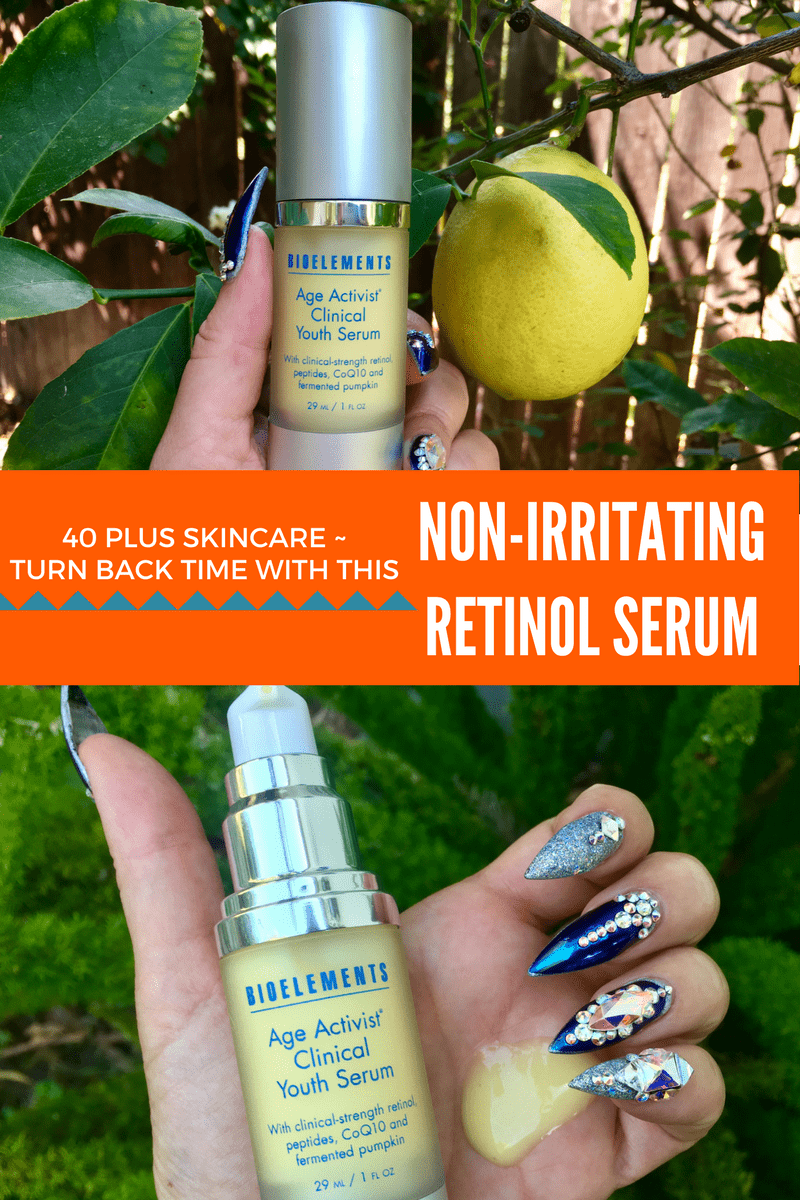 Turn back time with Bioelements Age Activist® Clinical Youth Serum, an all-in-one anti-aging formula that transforms your skin with micro-encapsulated retinol