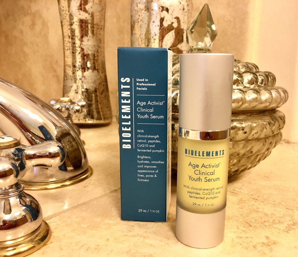 Turn back time with Bioelements Age Activist® Clinical Youth Serum, an all-in-one anti-aging serum that transforms your skin with micro-encapsulated retinol