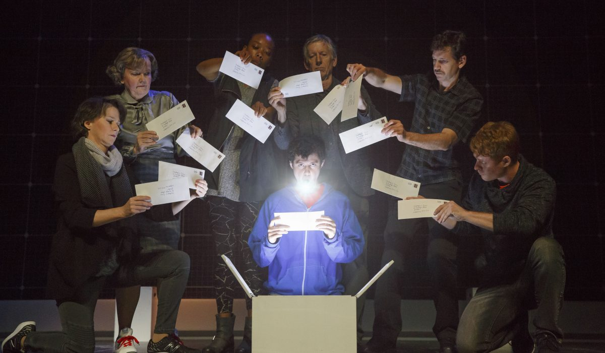 The Curious Incident of the Dog in the Night-Time Captures the Chaos of a Brilliant Mind