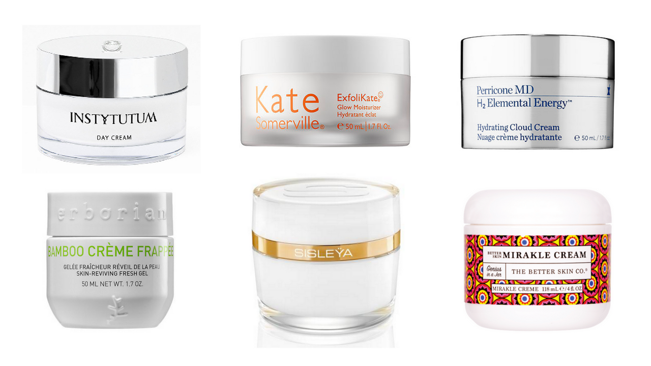 I've curated a fabulous selection of 6 must have anti-aging moisturizers for over 40 skin. These creams can transform your skin & make it look younger