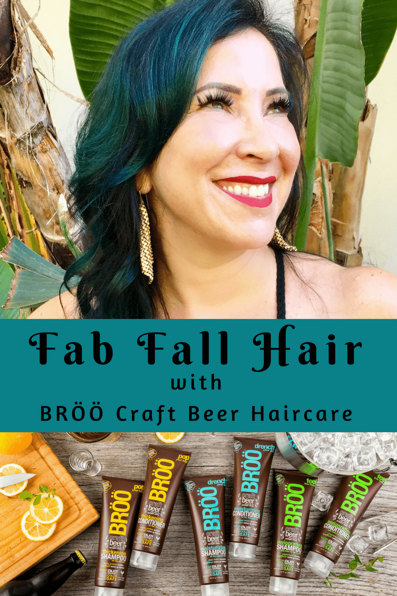 Do you enjoy drinking beer? Did you know how amazing & rejuvenating beer is for your hair? BRÖÖ makes fabulous beer infused products that can transform your hair