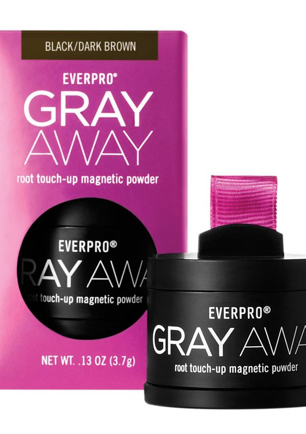 Gray Away: Camouflages Gray Hair in An Instant
