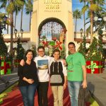 Universal Studios Hollywood Gets Festive for the Holidays