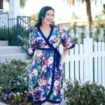 Perfect for Mother's Day: Kiyonna Weekend Wrap Dress