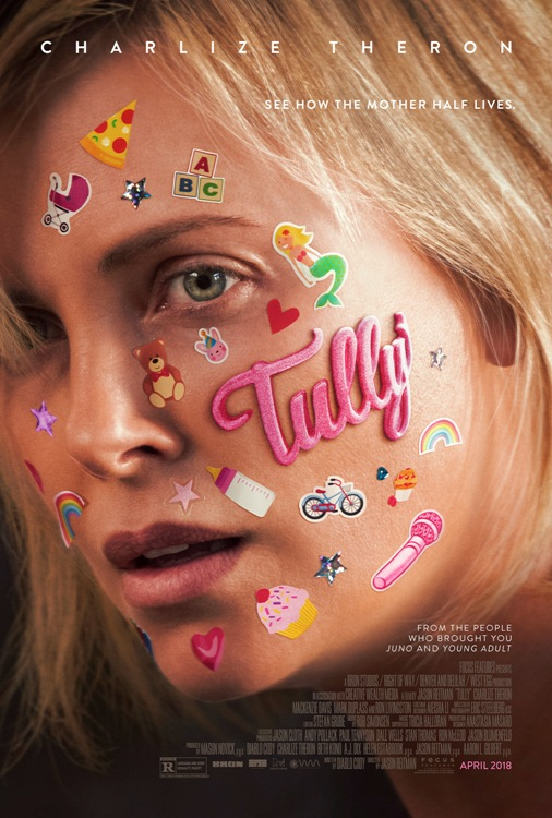 "I recently attended a fun Mom's Night Out and advance screening of the new movie ""Tully"" starring Charlize Theron. This movie depicts a real, honest, funny and poignant look at motherhood."