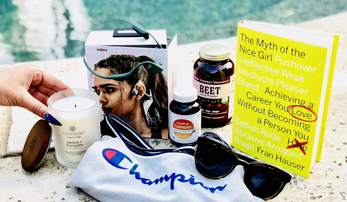 Inspired Women's Health & Wellness Product Discoveries