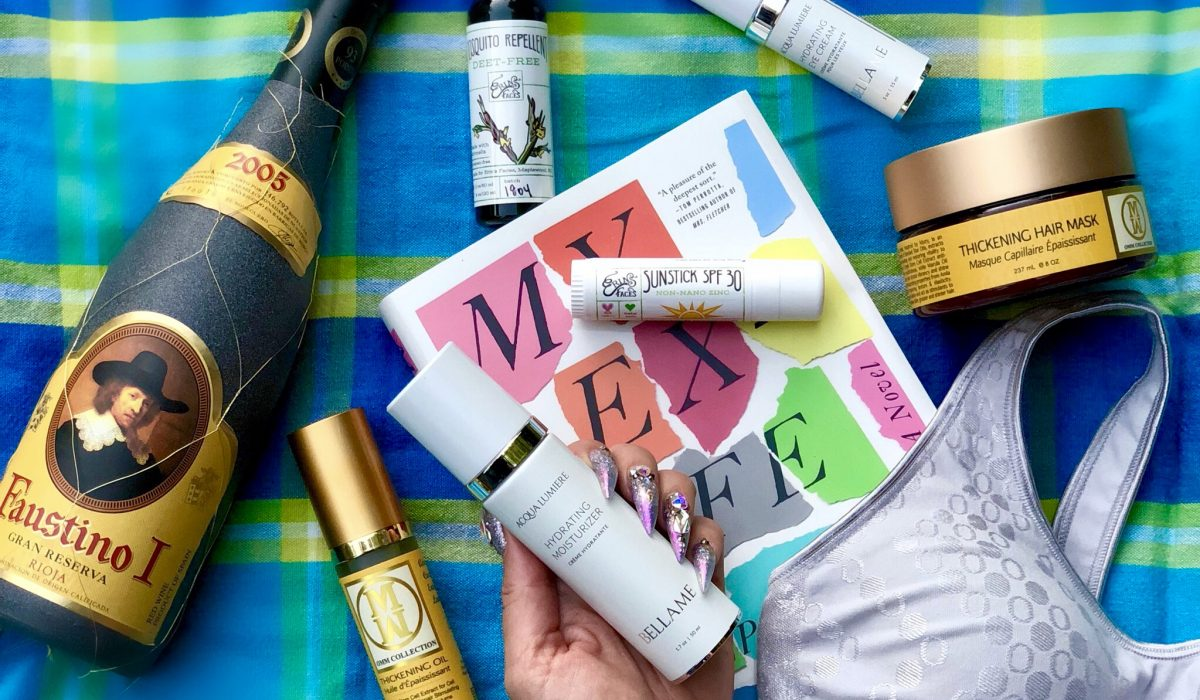 Thinking About a Staycation? Checkout These Fab Products