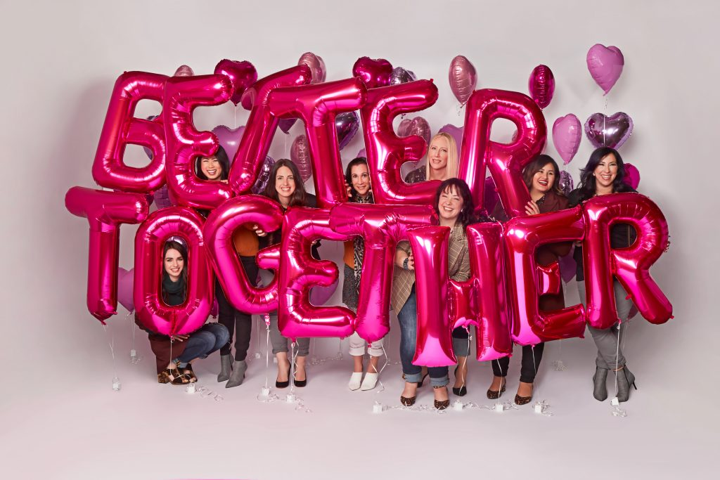 Cabi's inspiring new Better Together Fall 2018 Campaign is all about celebrating Fall, Fashion, Femininity and elevating the fabulous women around us.