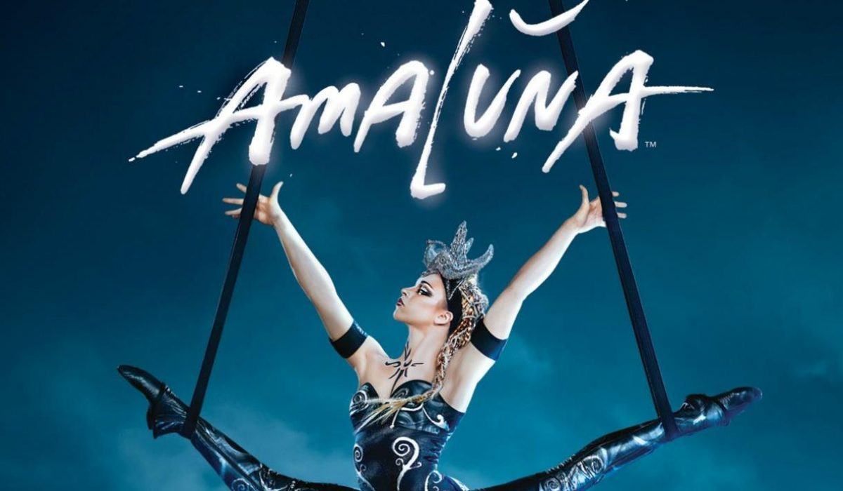 Cirque du Soleil's Amaluna is All About Girl Power