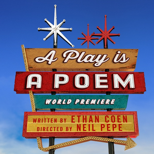 'A Play is a Poem' is a refreshing collection of five one act plays written by renowned film maker and playwright Ethan Coen