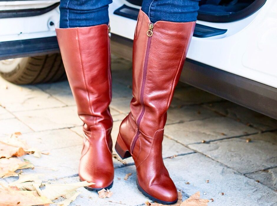 Stepping Into Fall with Fashionable & Comfortable Jambu Shoes