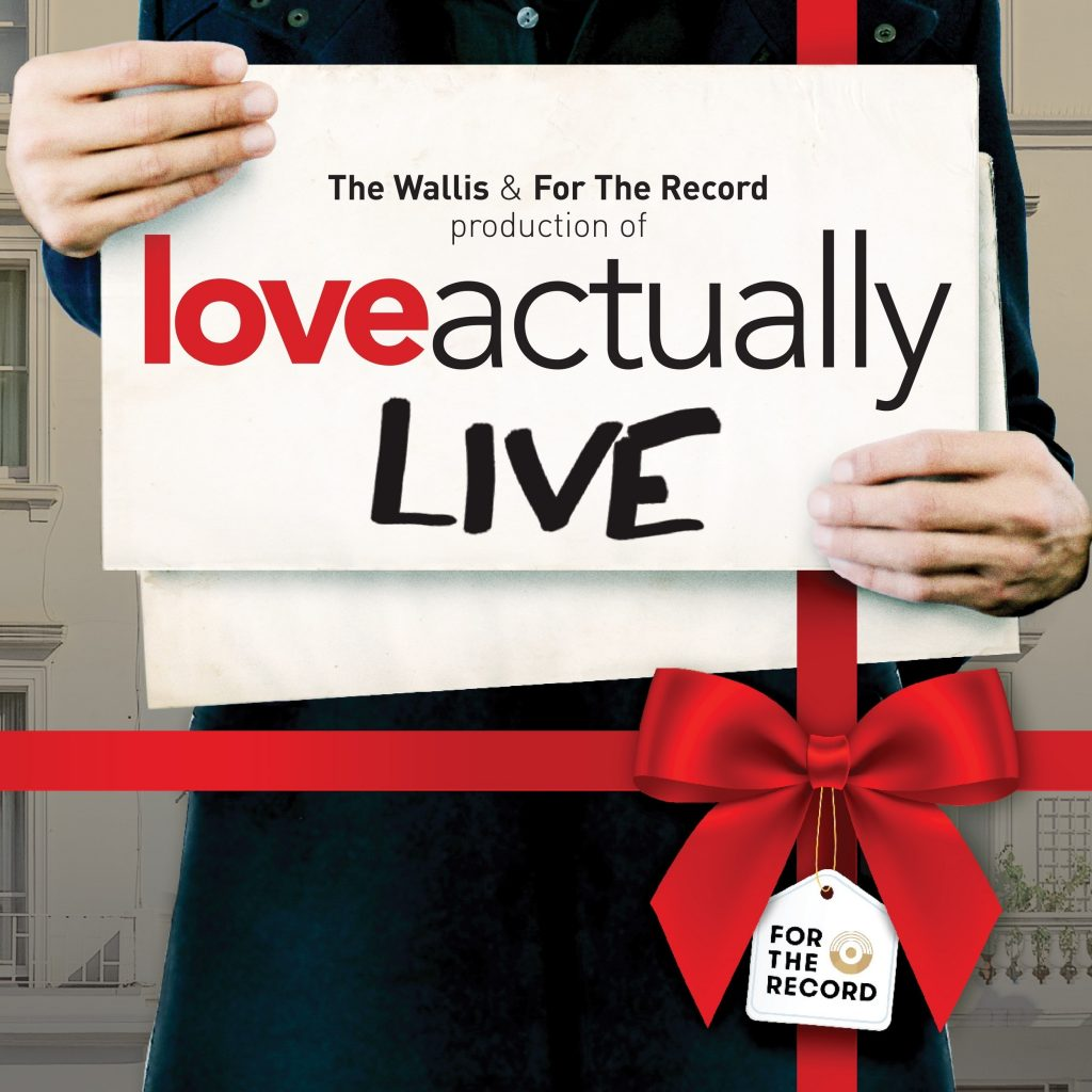 If you are a fan of the cult favorite holiday movie 'Love Actually', then 'Love Actiually Live' at the Wallis in Bevely Hills is a Must See this season!