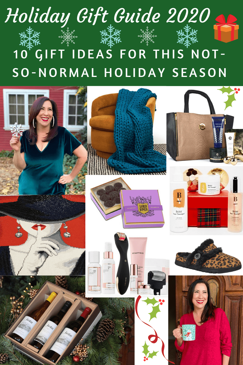 To make shopping easier this unusual holiday season, I've curated gifts that are cozy, that inspire relaxation or help pamper you at home