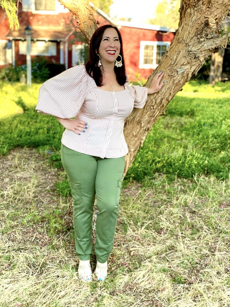 Spring is in the air and I'm excited to share that I am partnering with cabi to highlight my fav looks from their Spring 2021 Collection